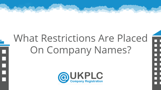 What Restrictions Are Placed On Company Names?
